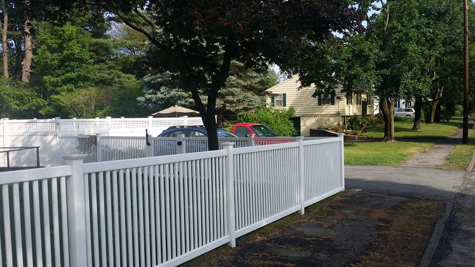 Privacy Fence Cost. The Best 28 Images Of How Much Does It Cost To Fence A Backy. Fence. 100 ...