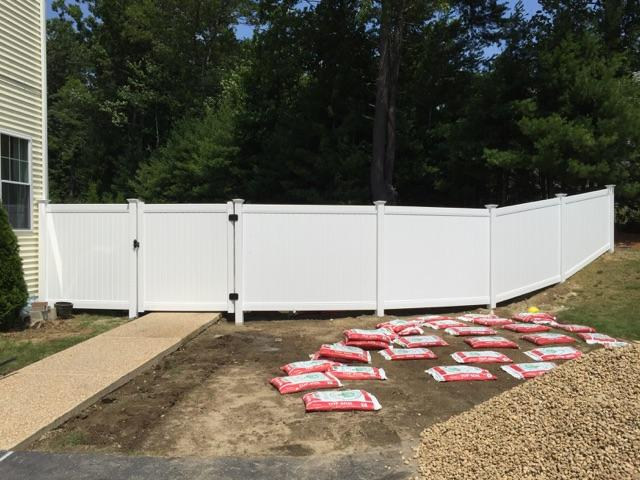 Pool Fence Installation Upton Ma Miller Fence