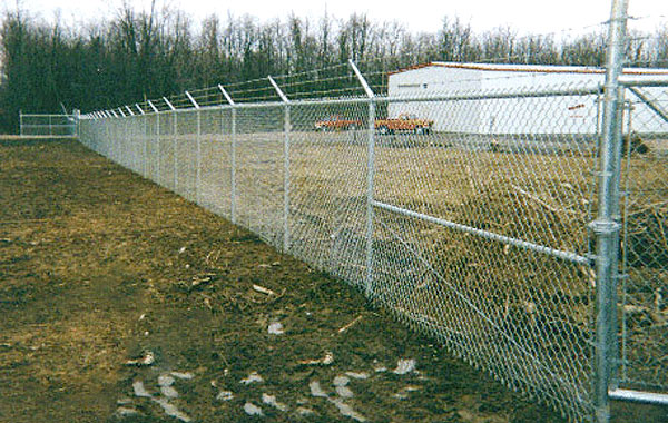 Chain Link - Miller Fence