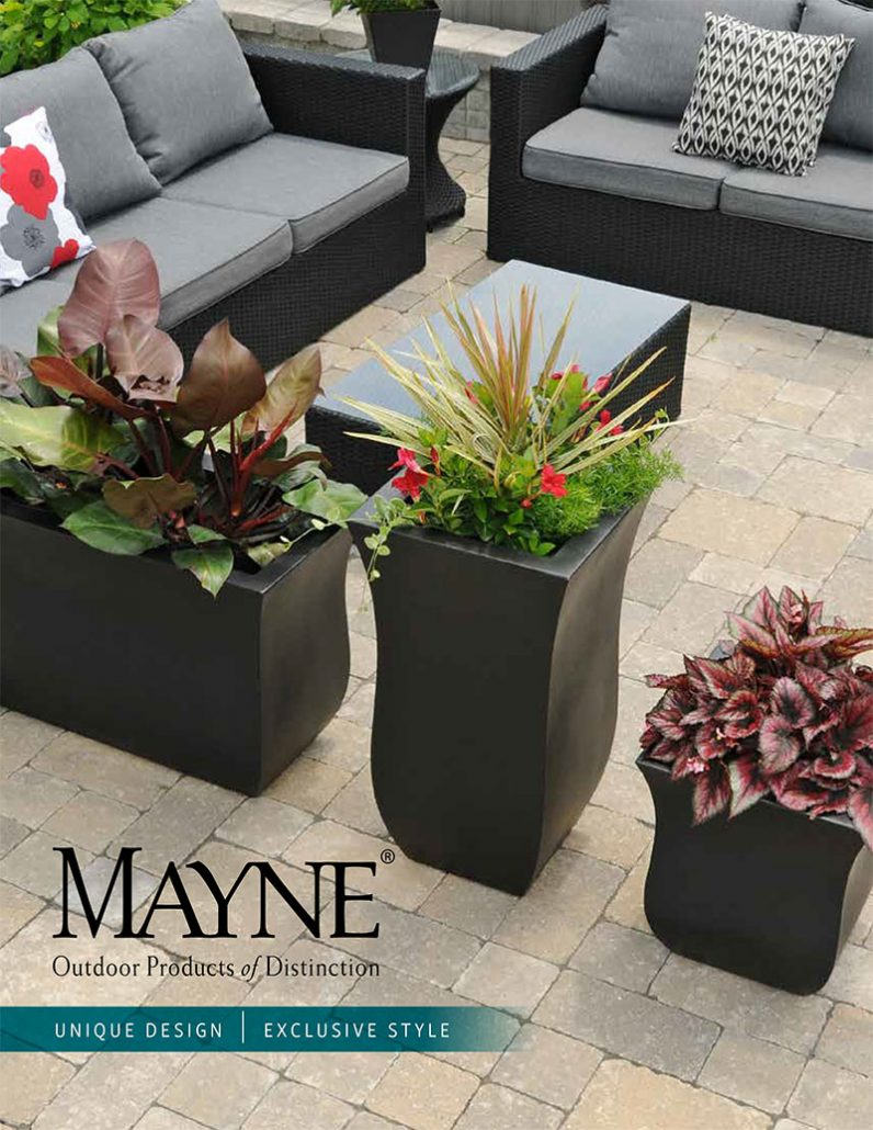Mayne Outdoor Products of Distinction 2018 Catalog