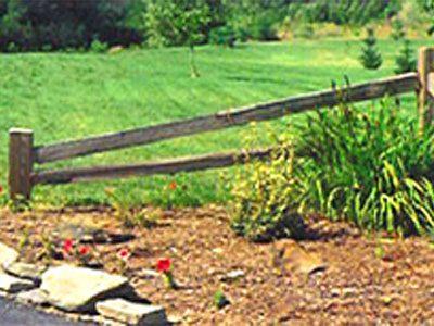 Split Rail