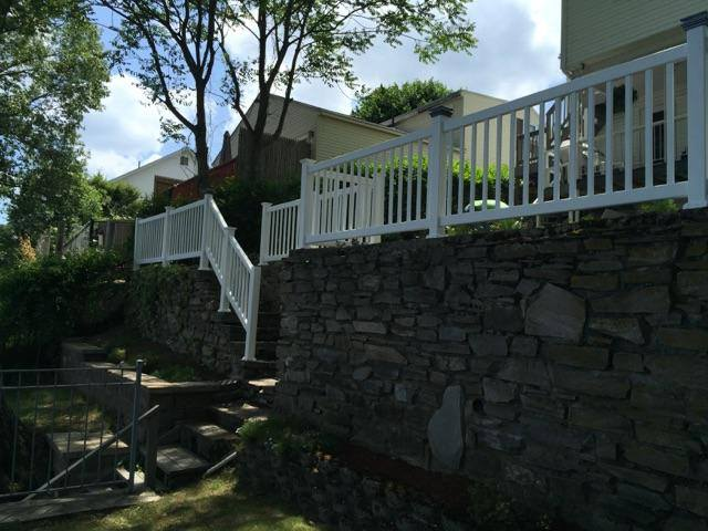 Vinyl Fence And Railing Worcester Ma Miller Fence