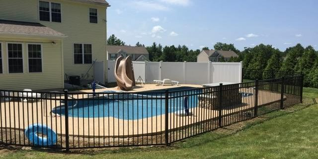 Pool Fence Installation Upton Ma