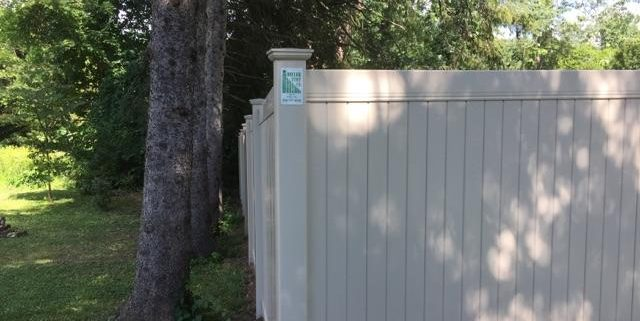 Vinyl Privacy Fence Installation Boylston Ma