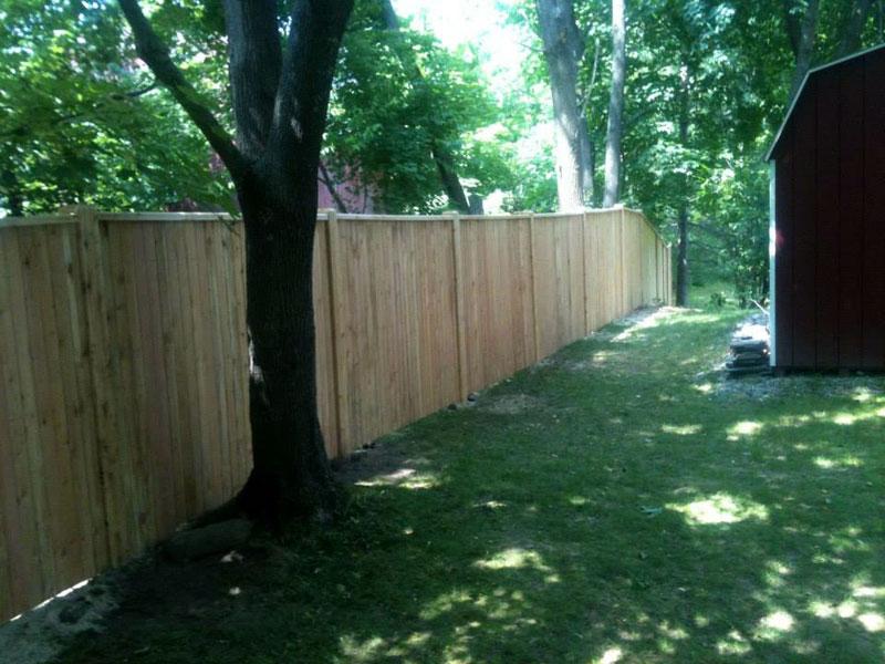 Paul Revere Miller Fence