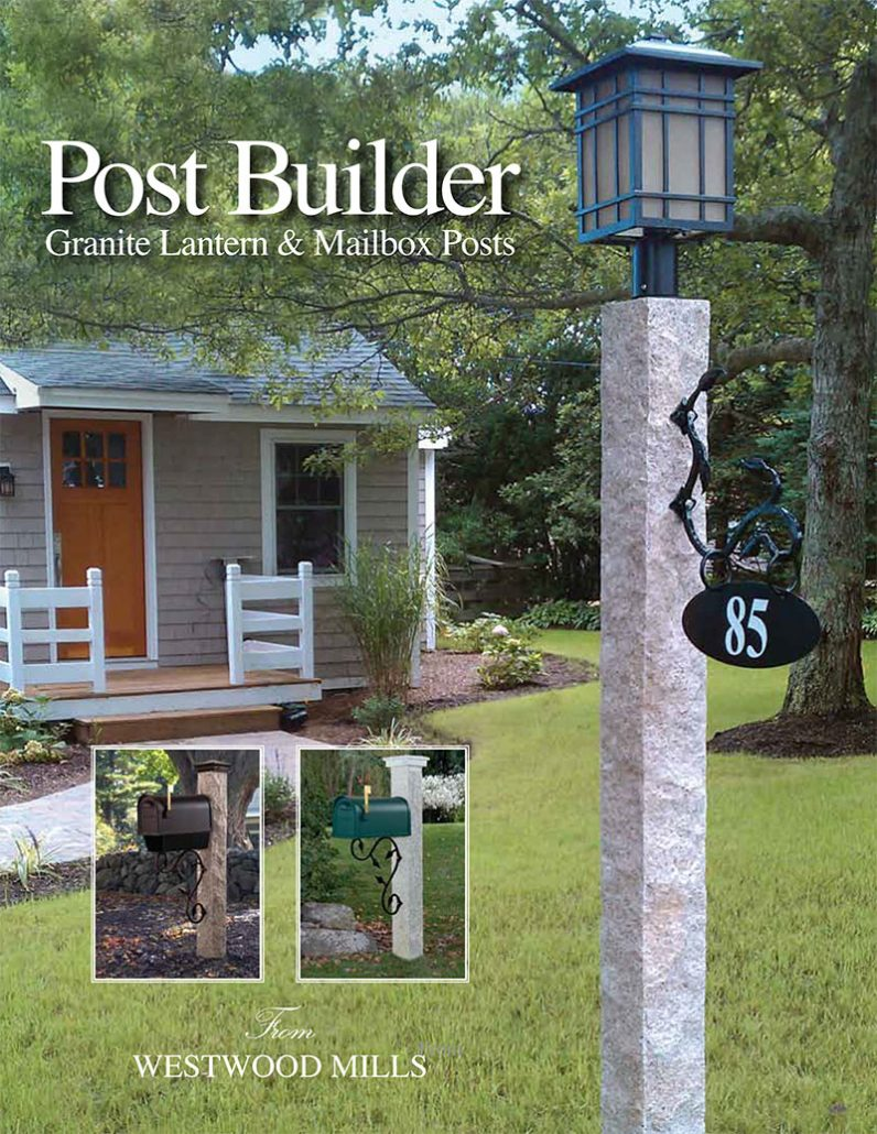Post Builder Brochure