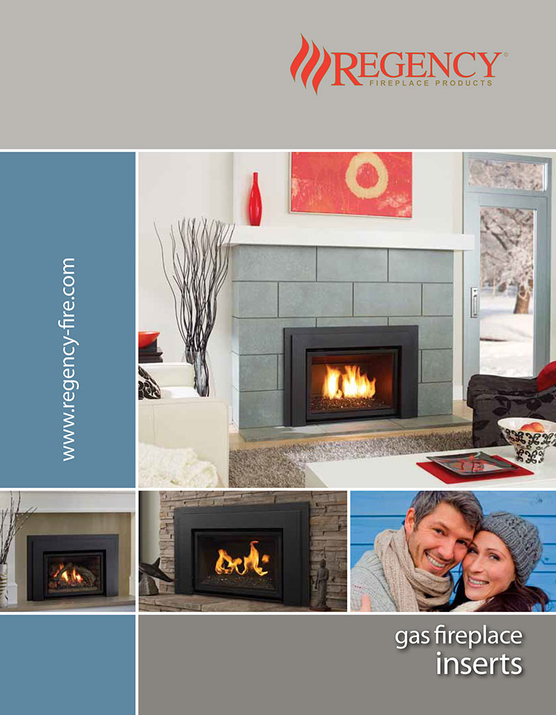 Regency Gas Fireplace Inserts