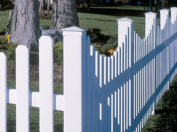 Vinyl Miller Fence