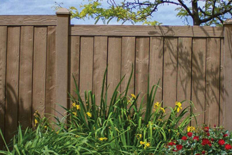 Vinyl - Miller Fence