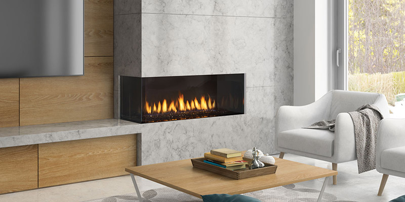 City Series Modern Gas Fireplaces