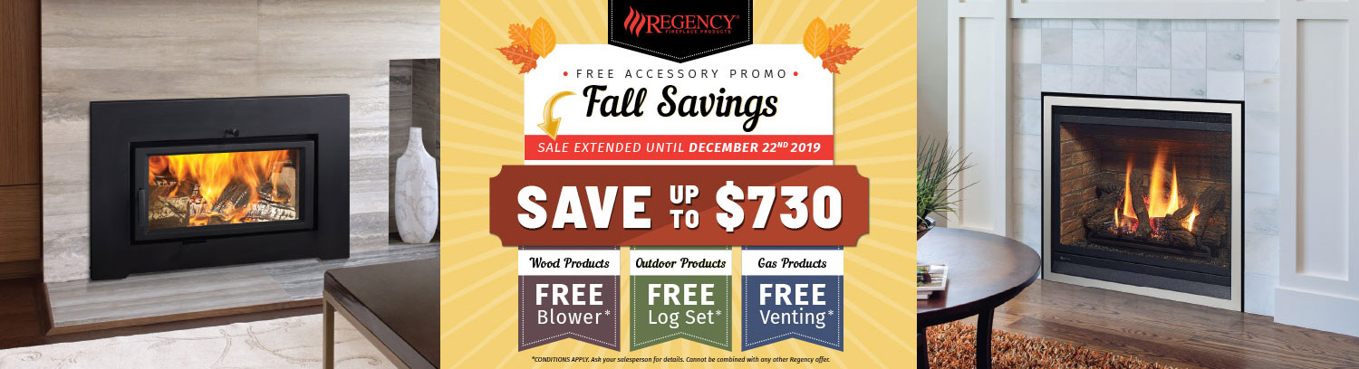 Fall Savings Promo Ad