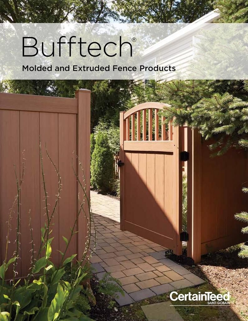Bufftech Full Line Brochure