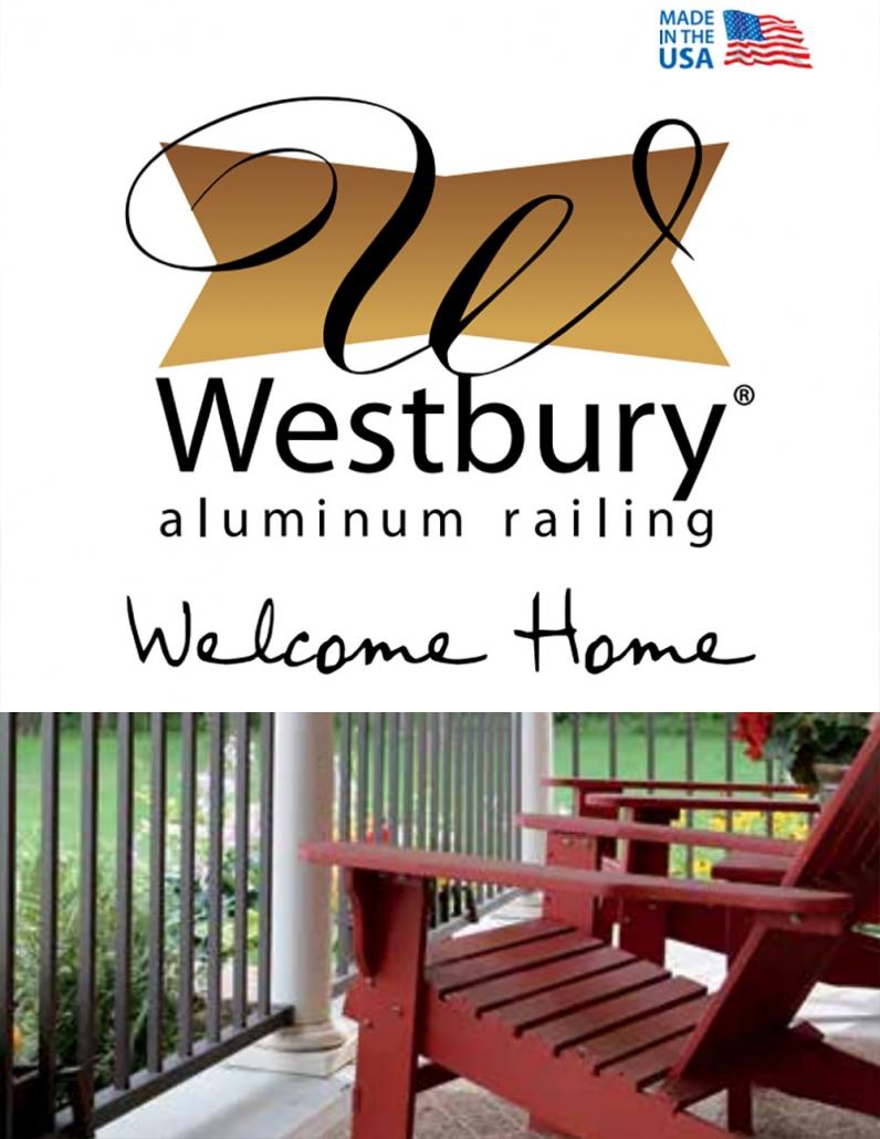 Westbury Aluminum Railing Brochure